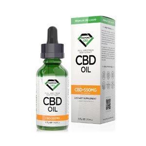 Diamond CBD Oil for Pain Management