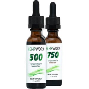 Hempworx CBD Oil for Sleep and Insomnia