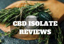 cbd isolate reviews