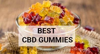 5 Best CBD Gummies Reviews (Sept  2019) | Ultimate Buyers Guide