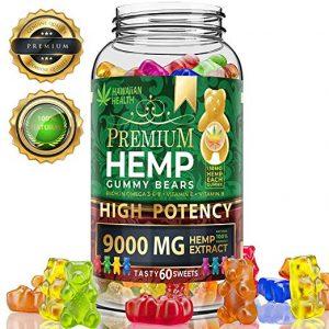 Hemp Gummies Premium